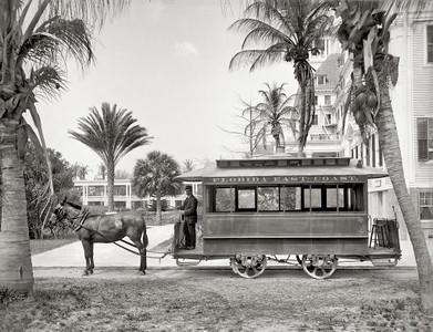PALM BEACH FEC RY FLAGLER HOTEL
