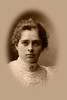 Jane Elizabeth (Kennedy) Gordon 1876 - 1965<br /> Circa 1897