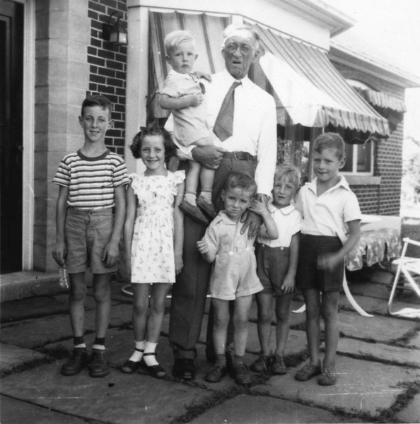 Thomas Laird Kennedy and Grandchildren