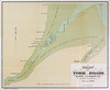 Chart of York Roads, Husdon's Bay Expedition 1886, Lieut. A. R. Gordon