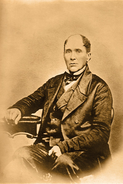 William Kennedy<br /> 1790-1871<br /> Courtesy Sue Holt