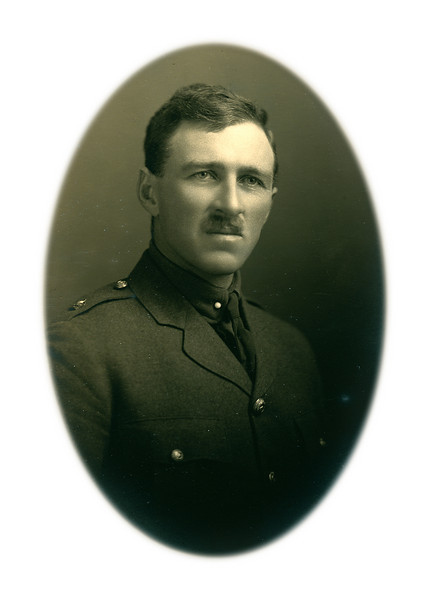 Thomas Laird Kennedy (1878-1959)<br /> Photo Circa 1915 - Donated to the Archives of Ontario