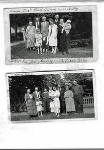 Magnell family - Eden, Minnesota 1930's?