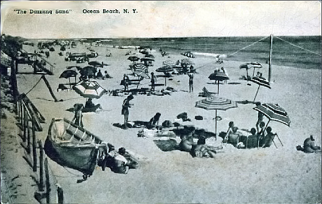 Ocean Beach, 1942