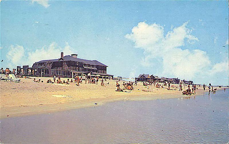 Point O'Woods, Fire Island, 1966