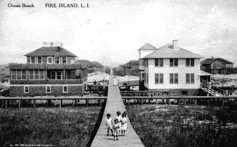 Ocean Beach, ca. 1920