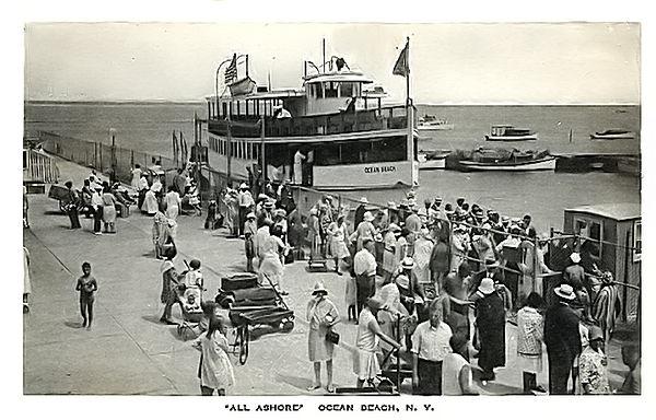 Ocean Beach, 1930