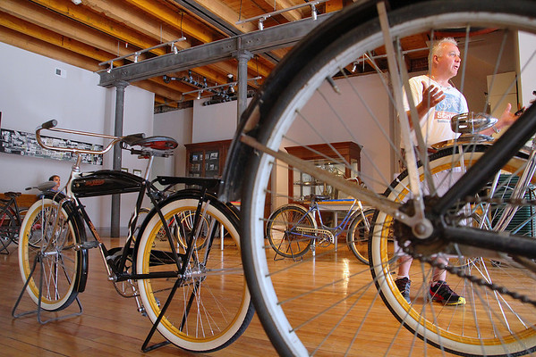 Fitchburg Historical Society, Iver Johnson Bikes