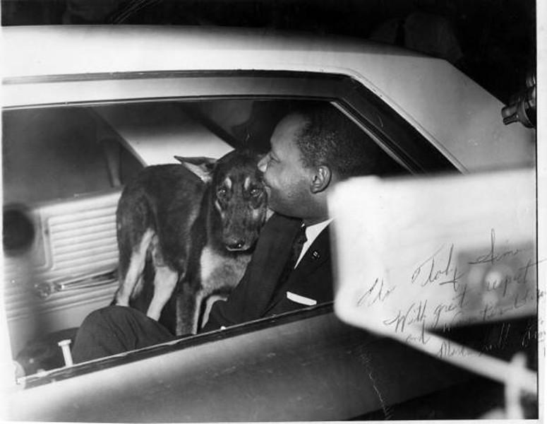 Dr. Martin Luther King, Jr. in Jacksonville