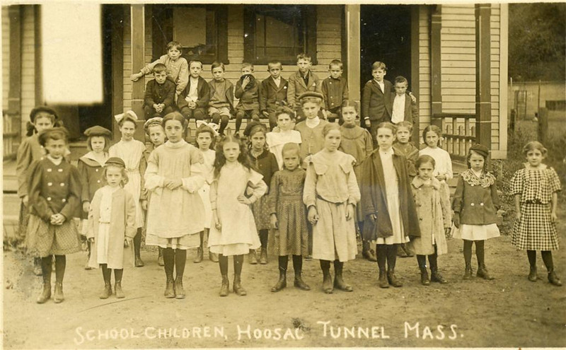 Florida Hoosac Tunnel School Children