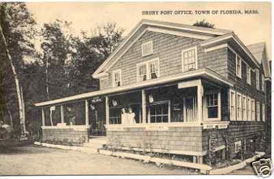 Florida Drury P O & General Store