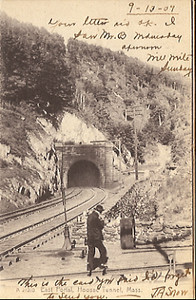 Florida Hoosac Tunnel East Portal