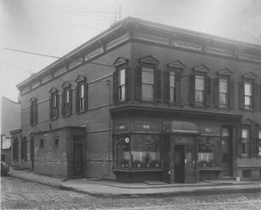 German Restaurant, 53rd Street and Flushing Avenue