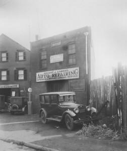 August Gabriel Auto Repairing, Onderdonk Avenue and Flushing Avenue