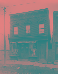 A Grede Shoe Store, Flushing Avenue at unknown cross street