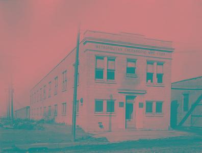Metropolitan Greenhouse Manufacturing Corporation, Onderdonk Avenue and Flushing Avenue