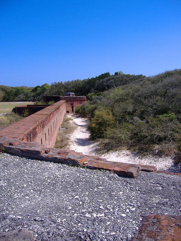 Fort Clinch at Fernandina Beach, Florida 03/2006