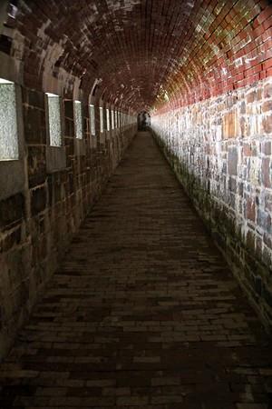 Fort Knox and the Penobscot Narrows Bridge