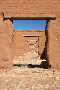 Storehouse doorways