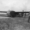 Photo courtesy of Fred Korb<br /> Almost 14,000 gliders, many built in Michigan, were used in World War II to transport troops and equipment during the D-Day and other landings in Europe.  They could carry 13-15 soldiers, five men and a jeep, or two GIs and a howitzer. They were towed by transport airplanes across the English Channel, then released over their landing zone to make what literally amounted to a crash landing.