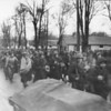 Photo courtesy of Fred Korb<br /> The 101st Airborne Division returns to Mourmelon, France, in mid-December 1944 for a rest period after duty in Holland.  On Dec. 18, the division was ordered  to march to Bastogne after Germany's Dec. 16 surprise attack on the Belgian city. Transport trucks and equipment caught up with them later.