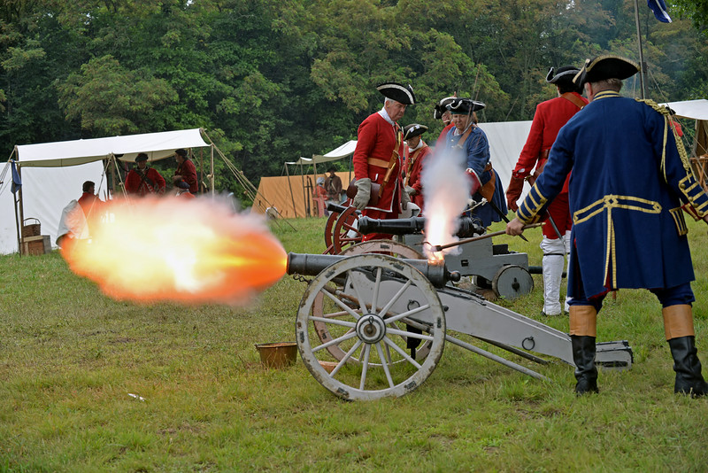 FRENCH & INDIAN GRAND ENCAMPMENT-2014