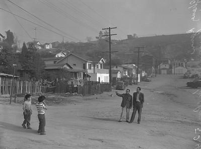 1951, Inspectors