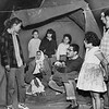 1959, Evicted Family in Tent