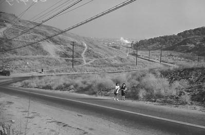 1946, Walking to Chavez Ravine