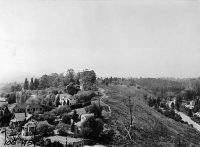 1937, Chavez Ravine Hillside
