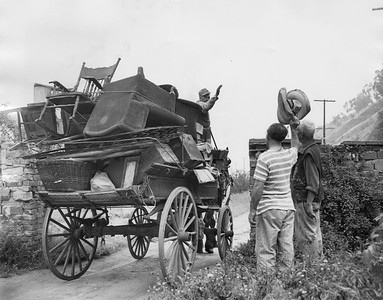 1951, Julian Moves Out
