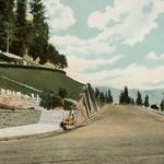 1909, Fremont Entrance Postcard