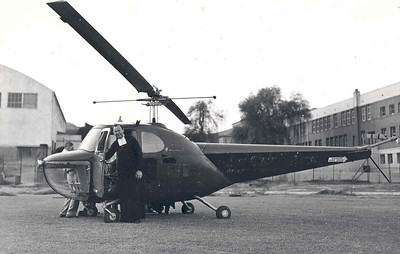 1948, Brother Helicopter