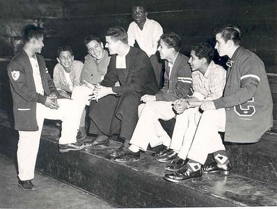 1958, Brother Martin Fallin
