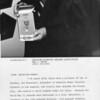 1992, Joe Receives Bronze Star