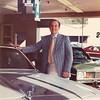 1976, Joe Inside Dealership