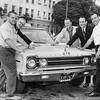 1967, Around Plymouth Hood