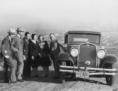 1930, Top of Silverwood Hill