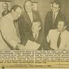 1982, Newly Elected Treasurer