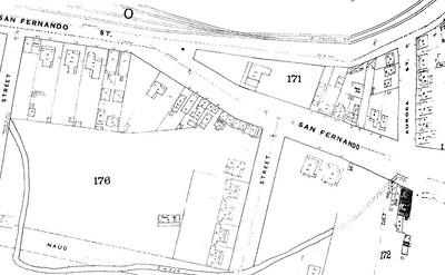 1888, Sanborn Map