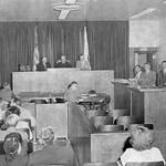 1950, Open New Court