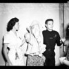1952, Dope Suspect