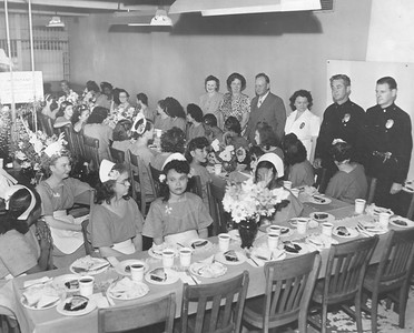 1947, Sewing Class Party