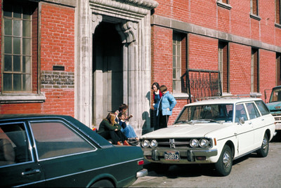 1975, Outside the Front Door