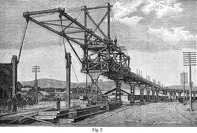 1891, Under Construction