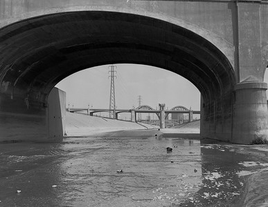 1956, Los Angeles River