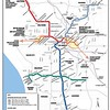 2000, Transit System Context Map