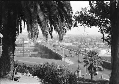 1927, Fremont Entrance