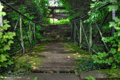 Schlosspark, Palace Garden