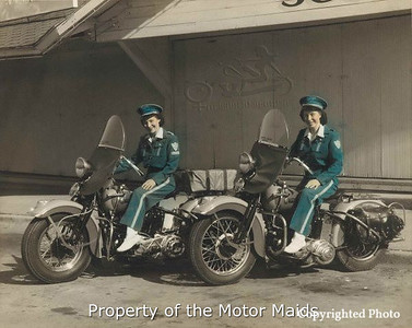 Motor Maids time Unknown